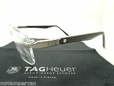 TAG Heuer LEGEND ACETATE OPTIC RIMLESS 9341,Glasses,Spectacles,Frames