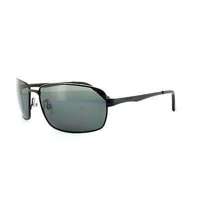 c7228137522 POLAROID SUNGLASSES P4412 003 Y2 Matt Black Grey Polarized -  51.00 ...