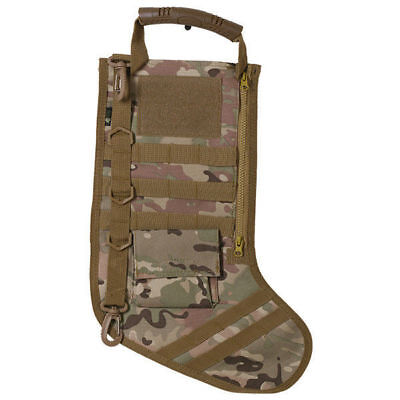 Christmas Tactical Stocking - Various Colors - The Best Stocking - FREE SHIPPING