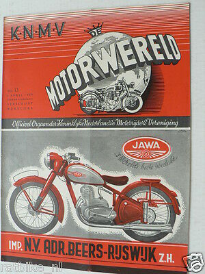 Dmw 1949-13,Universal 580Cc B50, Renooy,Indian 250Cc,New Map,Imperial Sidecar,