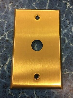 Brass Dimmer Light Switch Cover