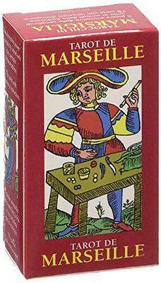 TAROT OF MARSEILLE MINI DECK (cards): Mini Tarot, Claude Burdel | Paperback Book