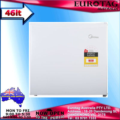 EUROTAG EU-103RW 117L Stainless Steel  BAR FRIDGE BRAND NEW RRP$345.00
