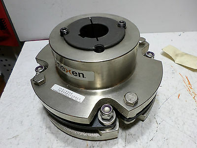 NEXAN COUPLING ADAPTOR -- 910380 --  4/5H50/TL50 -- MASSIVE 210mm Dia w/taperloc