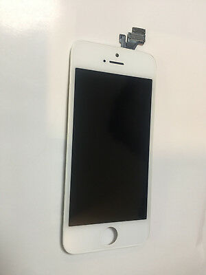 NEW ORIGINAL iPHONE 5 5G LCD TOUCH SCREEN DIGITIZER DISPLAY ASSEMBLY White
