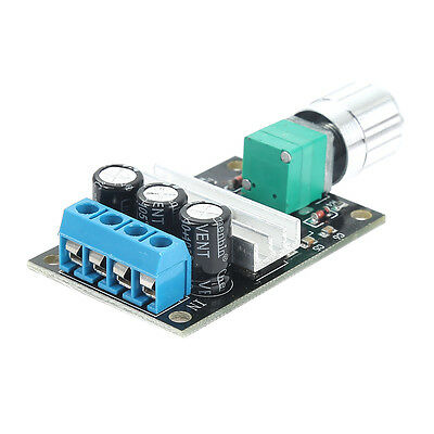 6V-28V 3A Pulse Width Modulator PWM DC Motor Speed Control Switch Controller J6