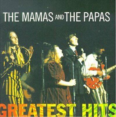 The Mamas & the Papa - Greatest Hits (remastered) [New CD] Rmst