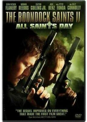 Boondock Saints II: All Saints Day (2010, DVD NEW) WS