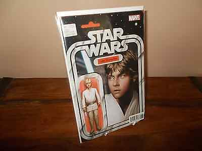 Star Wars #1 Action Figure Variant Cover