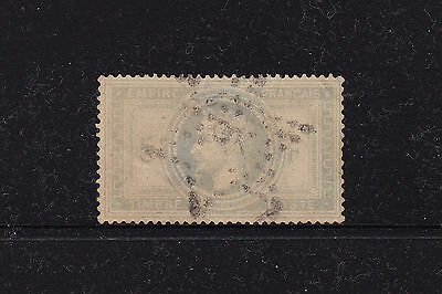 France 1869 5f lilac-grey Louis Napoleon Stamp