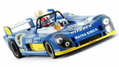 Slot.it Matra Simca MS 670 B No.9 3rd Le Mans 1974  M 1:32 neu