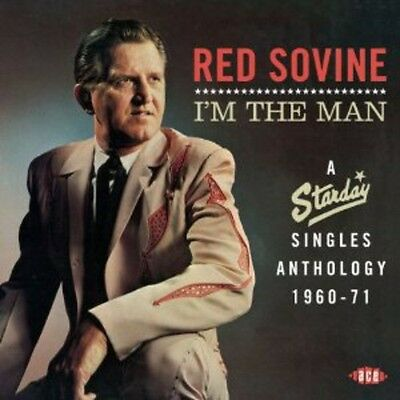 Red Sovine - I'm the Man: Starday Singles Anthology 1960 - 1971 [New CD] UK - Im