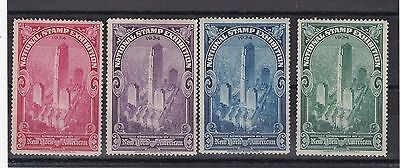 1934 US New York Stamp Exhibition Mint MH ZZ2631
