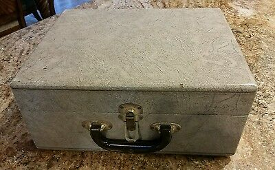 Heathkit TC-2 Tube Checker w/ Original Case ! Works