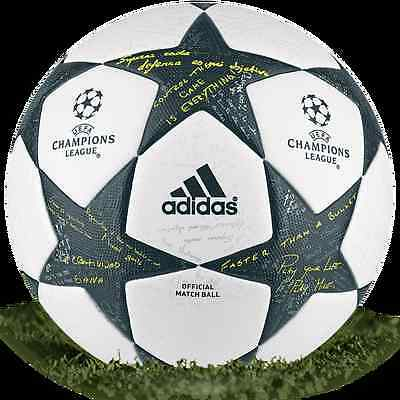 Adidas UEFA Champions League Original Official Match Ball 2016-17 Soccer Size 5