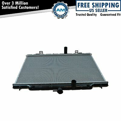 Radiator Assembly Plastic Tank With Aluminum Core Direct Fit for Nissan Rogue