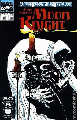 Marc Spector Moon Knight (1989) #31 FN