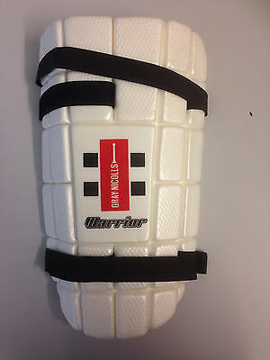 Cricket Thigh Pad Gray Nicolls Warrior Mens