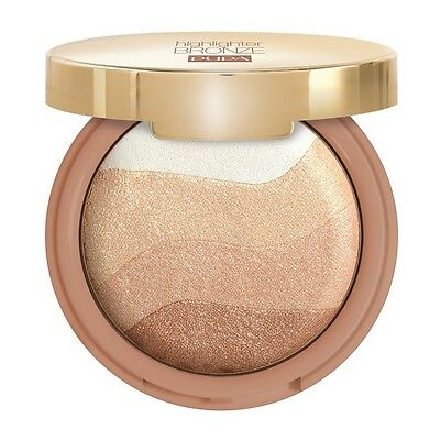 PUPA HIGHLIGHTER BRONZE 002 Apricot Gold - Illuminante All Over