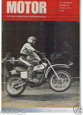 Mo7530-Montesa Cappra,Fantic Chopper,Gp Cross Sidecar,