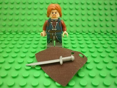 Lego The Lord of the Rings Minifigure - Genuine - Boromir