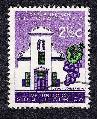 1961 South Africa 2.5c Groot Constantia SG230 FINE Used R28619