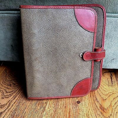 Mulberry Filofax Diary / Organiser  - A5 - Vintage Mulberry -
