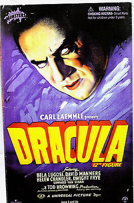 Dracula Bela Lugosi  Sideshow Collectibles 12 inch  RARE FIND