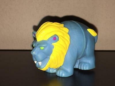 Applause PWT Toy Blue Lion - Twists Open into two parts (1996)