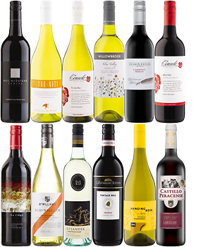 Great Value Mixed Wines