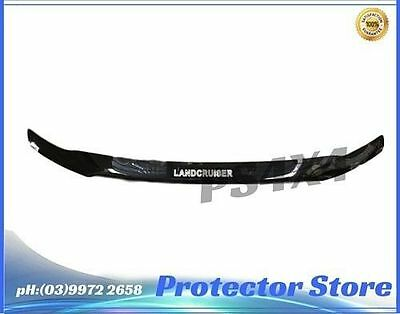 Bonnet Protector for Toyota Landcruiser 200 Series 2016 Onwards Tinted Guard