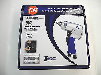 """Ch 1/2"""" Drive Impact Air Wrench Campbell Hausfeld #"""