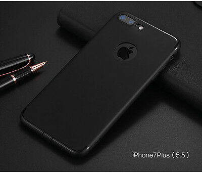 Luxury TPU Silicone Back Case Cover Protector Skin for Apple iPhone 7/7 6 Plus