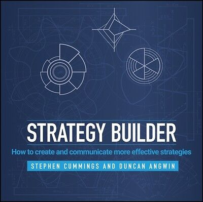 The Strategy Builder: How to Create and Communicate More Effective Strategies (.
