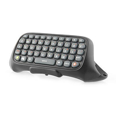 New Wireless Game Chatpad Keyboard Keypad Text Pad for Xbox 360 Controller