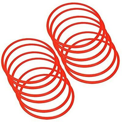 BlueDot Trading Agility & Speed Rings (12 Pieces)