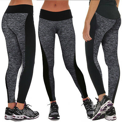 Women Sports Gym Yoga Running Fitness Legging Pants Skinny Athletic Clothes S221