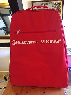 Husqvarna Viking Embroidery Unit Bag / Tote For Designer Diamond & DeLuxe