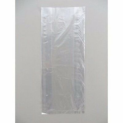 "1000 Clear LDPE Poly Bag 6"" x 3"" x 15"""