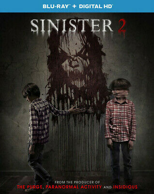 Sinister 2 (2016, Blu-ray NEW)