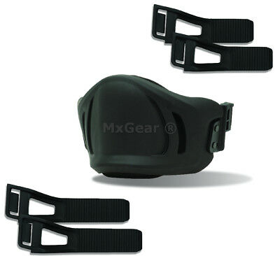 Bell Rogue Replacement Helmet Parts Muzzle / Straps Standard Long