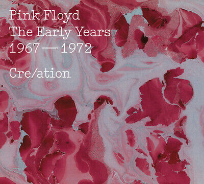 Pink Floyd - Cre/ation - The Early Years 1967-1972 [New CD]