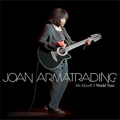 Joan Armatrading - Me Myself I - World Tour Concert [New CD]