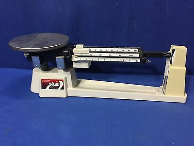 OHAUS Triple Beam Balance Scale 700/800 Series 2610g 5lb 2oz FREE SHIPPING