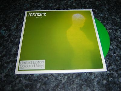 """The Tears 7"""" / 45 Uk From 2005 Ps Mint Condition Green Vinyl"""