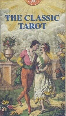 NEW The Classic Tarot Cards Deck Lo Scarabeo