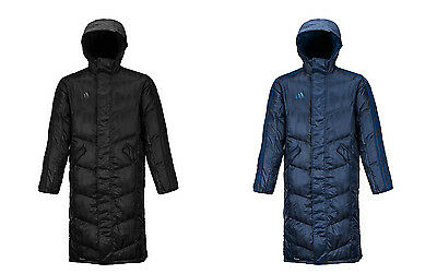 ADIDAS SHADOW LONG Down Coat AY4578 Padded Jacket Parka Winter Sports Insulation