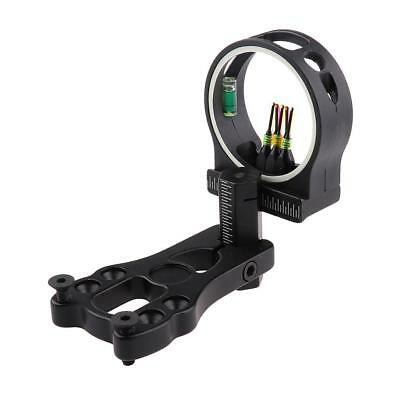 Right and Left Handed Fiber Optic 5 Pin Archery Hunting Bow Sight Accessory
