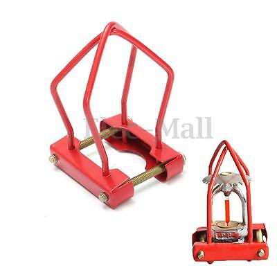 Red Fire Sprinkler Headguard Cage Protection Frame Replacement For DN15, DN20