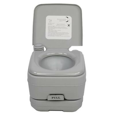 10L Holding Tank  Portable Camping Toilet Flush Porta Vehicle Boat Toilet Potty